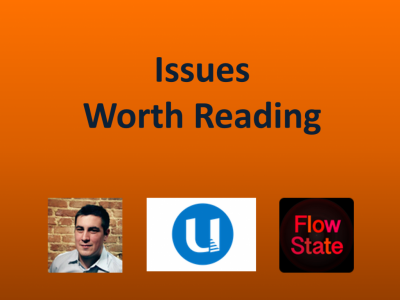 10/9/2020 Recommended Issues: Godfather of Podcasting, sticky phrases, music discovery