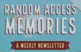 Random Access Memories, by Stacey Gotsulias
