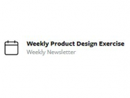 Weekly Product Design Exercise