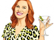 Evening Cocktail, with Page Six, by Maggie Coughlan
