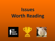 2/12/21 Recommended Issues: Climate, Trans Youth Sports, Problems