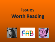 2/19/21 Recommended Issues: Complaining Thoughtfully, Independent-minded Kids, Venezuela