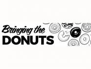 Bringing the donuts