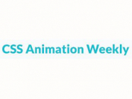 CSS Animation Weekly
