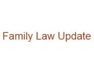 Family Law Update
