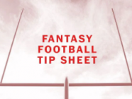 Fantasy Football Tip Sheet