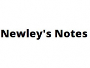 Newley's Notes