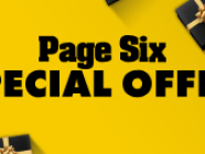 PAGE SIX SPECIAL OFFERS, by The NY Post