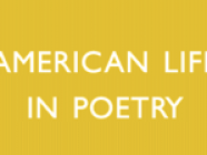American Life in Poetry