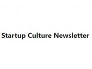 Startup Culture Newsletter
